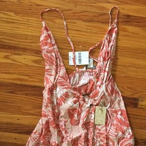 Forever 21 NWT Red Sahara Collection Dress